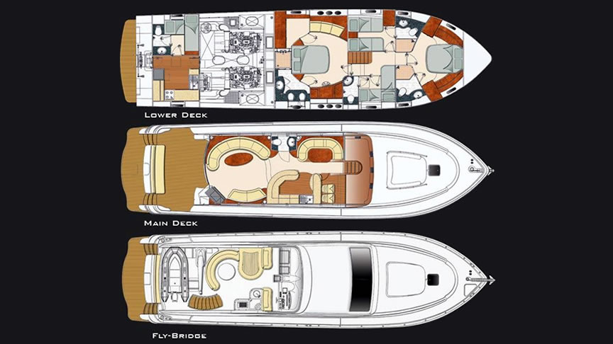 Majesty 66 LUXUS - 8